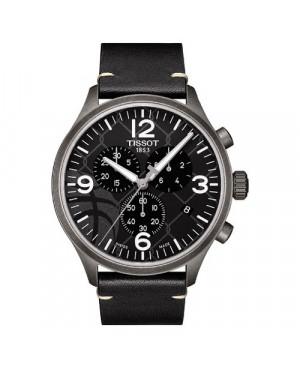 Szwajcarski, sportowy zegarek męski Tissot Chrono XL 3x3 Street Basketball Special Edition T116.617.36.067.00 (T1166173606700)