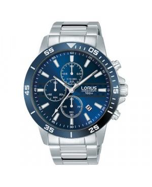 Sportowy zegarek męski LORUS RM303FX-9 (RM303FX9)
