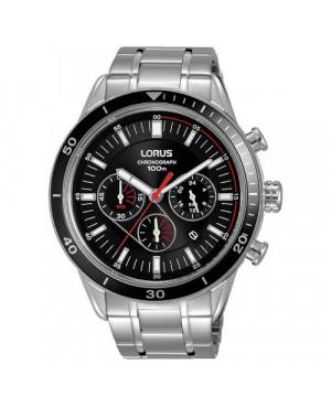 Sportowy zegarek męski LORUS RT399GX-9 (RT399GX9)