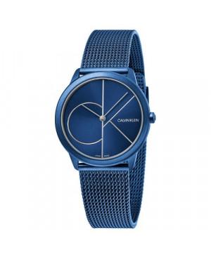 Szwajcarski zegarek damski CK CALVIN KLEIN MINIMAL K3M52T5N