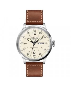 Klasyczny zegarek męski ATLANTIC Speedway Royale 68351.41.95 (683514195)