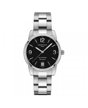 Szwajcarski, sportowy zegarek damski CERTINA DS Podium Lady 33 mm C034.210.11.057.00 (C0342101105700)