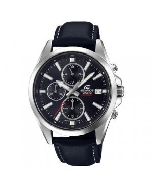 Sportowy zegarek męski CASIO Edifice EFV-560L-1AVUEF (EFV560L1AVUEF)