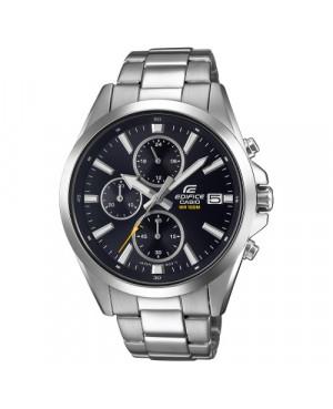 Sportowy zegarek męski CASIO Edifice EFV-560D-1AVUEF (EFV560D1AVUEF)