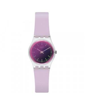 Szwajcarski, modowy zegarek damski SWATCH Originals Gent LK390 ULTRAVIOLET