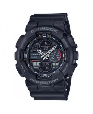 Sportowy zegarek męski Casio G-Shock GA-140-1A1ER (GA1401A1ER)