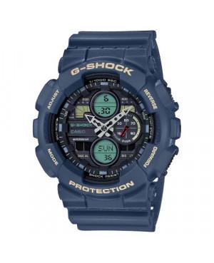 Sportowy zegarek męski Casio G-Shock GA-140-2AER (GA1402AER)