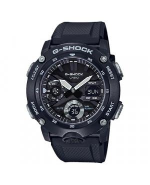 Sportowy zegarek męski Casio G-Shock GA-2000S-1AER (GA2000S1AER)