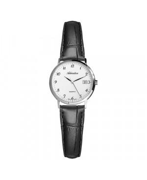 Szwajcarski, klasyczny zegarek damski ADRIATICA A3143.5223QS (A31435223QS)