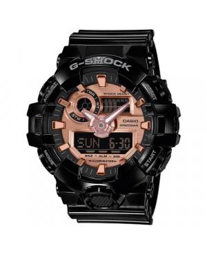 Sportowy zegarek męski Casio G-Shock GA-700MMC-1AER (GA700MMC1AER)