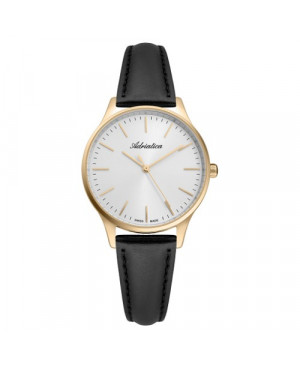 Szwajcarski, klasyczny zegarek damski ADRIATICA A3186.1213Q (A31861213Q