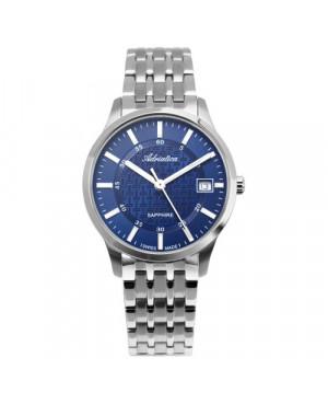 Szwajcarski, elegancki zegarek męski ADRIATICA A1256.5115Q9 (A12565115Q9)