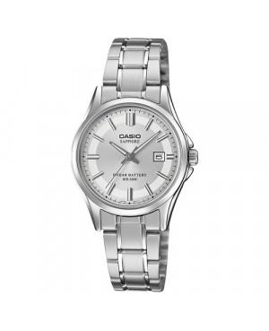 Klasyczny zegarek damski Casio Collection LTS-100D-7AVEF (LTS100D7AVEF)