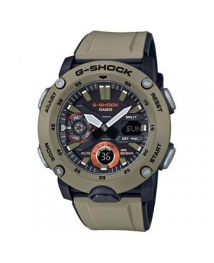 CASIO GA-2000-5AER Sportowy zegarek męski Casio G-Shock