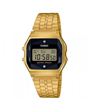 Sportowy zegarek damski Casio Vintage A159WGED-1EF (A159WGED1EF)