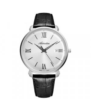 Szwajcarski,elegancki zegarek męski ADRIATICA A1284.5263Q (A12845263Q)
