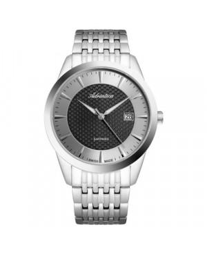 Szwajcarski, elegancki zegarek męski ADRIATICA A1288.5116Q (A12885116Q)