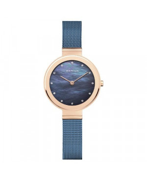 Biżuteryjny, zegarek damski BERING CLASSIC Collection 10128-368 (10128368)