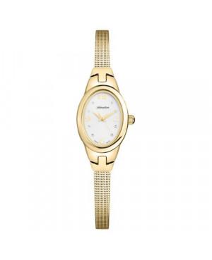 Szwajcarski, biżuteryjny zegarek damski ADRIATICA A3448.1173QM (A34481173QM)