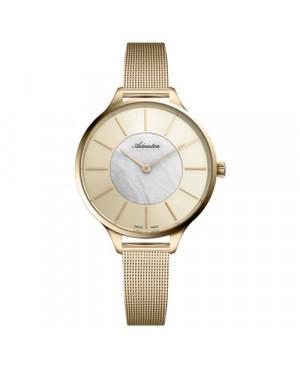 Szwajcarski, elegancki zegarek damski ADRIATICA A3633.111SQ (A3633111SQ)