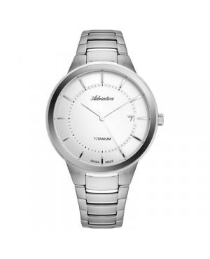 Elegancki zegarek męski ADRIATICA A1282.4113Q (A12824113Q)