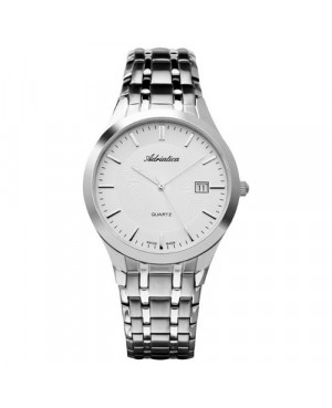 Elegancki zegarek męski ADRIATICA A1236.5113Q (A12365113Q)