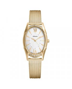 Szwajcarski, elegancki zegarek damski ADRIATICA A3637.1163QZ (A36371163QZ)