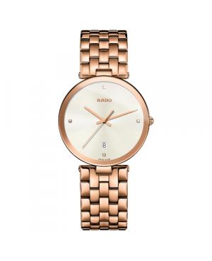 Szwajcarski, elegancki zegarek męski RADO Florence Diamonds R48869734