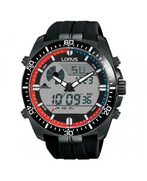 Sportowy zegarek męski LORUS R2B05AX-9 (R2B05AX9)