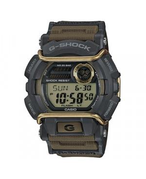 CASIO GD-400-9ER Sportowy zegarek męski Casio G-Shock