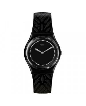 SWATCH GB320 damski zegarek modowy originals gent czarny