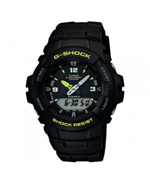 CASIO G-100-9CMER Sportowy zegarek męski Casio G-SHOCK