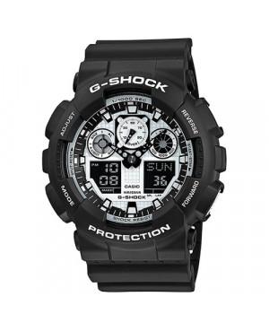 CASIO GA-100BWVCF-1AER Sportowy zegarek męski Casio G-Shock  (GA100BWVCF1AER)