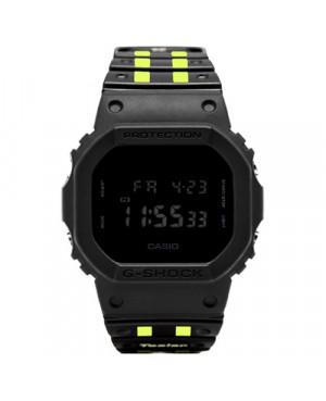 CASIO DW-5600BBTL-1ER Sportowy zegarek męski Casio G-SHOCK