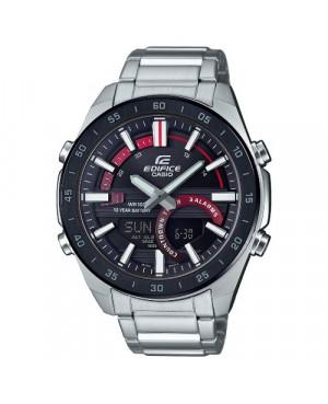 Sportowy zegarek męski CASIO Edifice ERA-120DB-1AVEF (ERA120DB1AVEF)