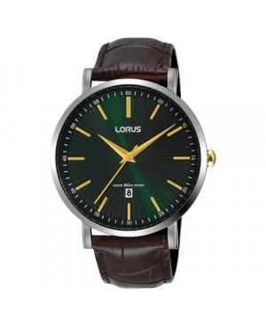 Klasyczny zegarek męski LORUS RH975LX-9 (RH975LX9)