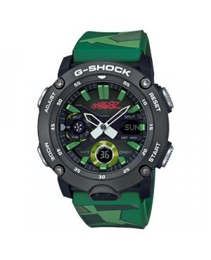 CASIO GA-2000GZ-3AER Sportowy zegarek męski