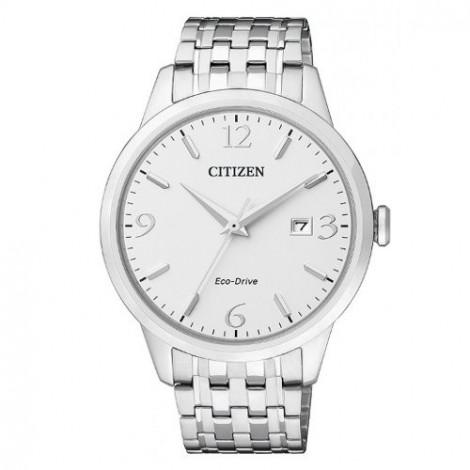 Klasyczny zegarek męski Citizen Eco-Drive Elegance BM7300-50A (BM730050A)