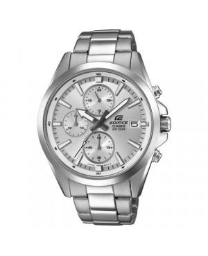 Sportowy zegarek męski CASIO EDIFICE EFV-560D-7AVUEF (EFV560D7AVUEF)