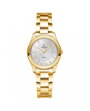 Klasyczny zegarek damski ATLANTIC Seapair 20335.45.21 (203354521)