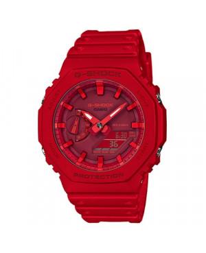 CASIO GA-2100-4AER Sportowy zegarek męski CASIO G-SHOCK