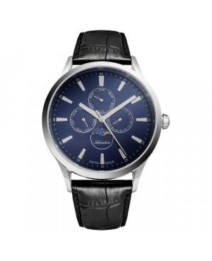 Szwajcarski, elegancki zegarek męski ADRIATICA A8280.5215QF (A82805215QF)