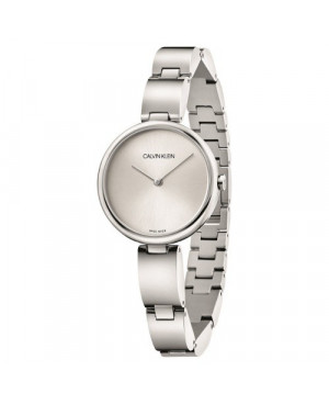 Szwajcarski zegarek damski CK CALVIN KLEIN WAVY K9U23146