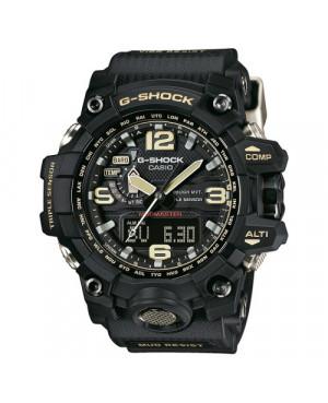 CASIO GWG-1000-1AER Sportowy zegarek męski Casio G-Shock Mudmaster