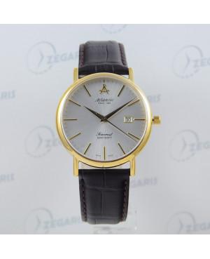 Szwajcarski zegarek męski Atlantic Seacrest Big Size 50354.45.21 (503544521) Zegaris Rzeszów