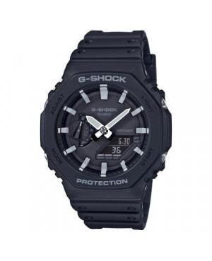 Sportowy zegarek męski Casio G-SHOCK GA-2100-1AER (GA21001AER)