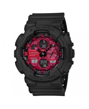 CASIO GA-140AR-1AER Sportowy zegarek męski G-Shock