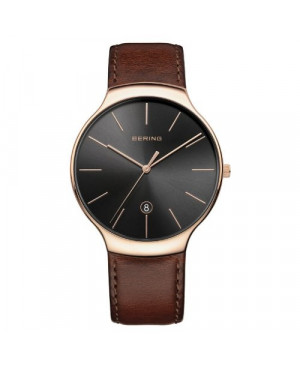 Klasyczny, zegarek męski Bering Classic Collection 13338-562 (13338562)
