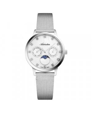 Szwajcarski. elegancki zegarek damski ADRIATICA A3174.514FQF (A3174514FQF).