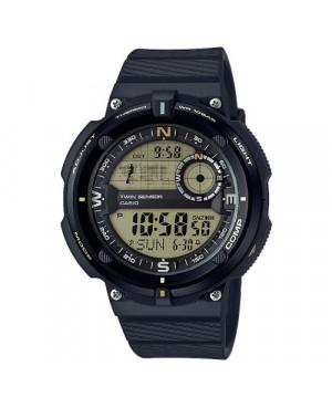 Sportowy zegarek męski Casio Collection SGW-600H-9AER (SGW600H9AER)